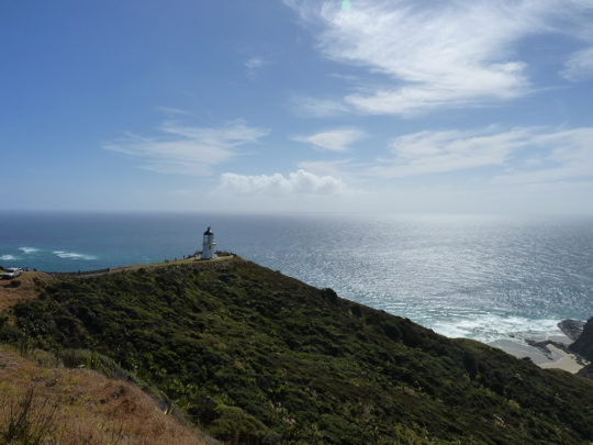 New Zealand's (almost) Northernmost Tip - Cape Reinga