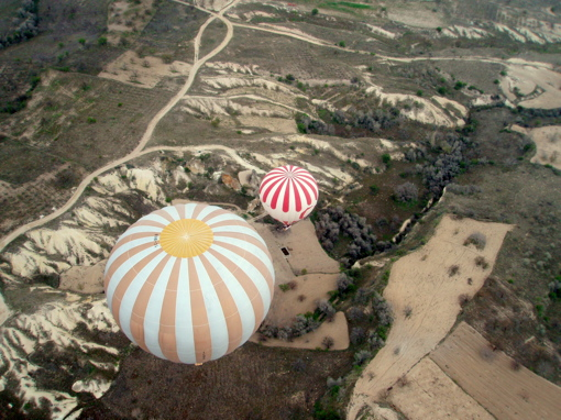 Cappadocia Turkey - Hot Air Balloon