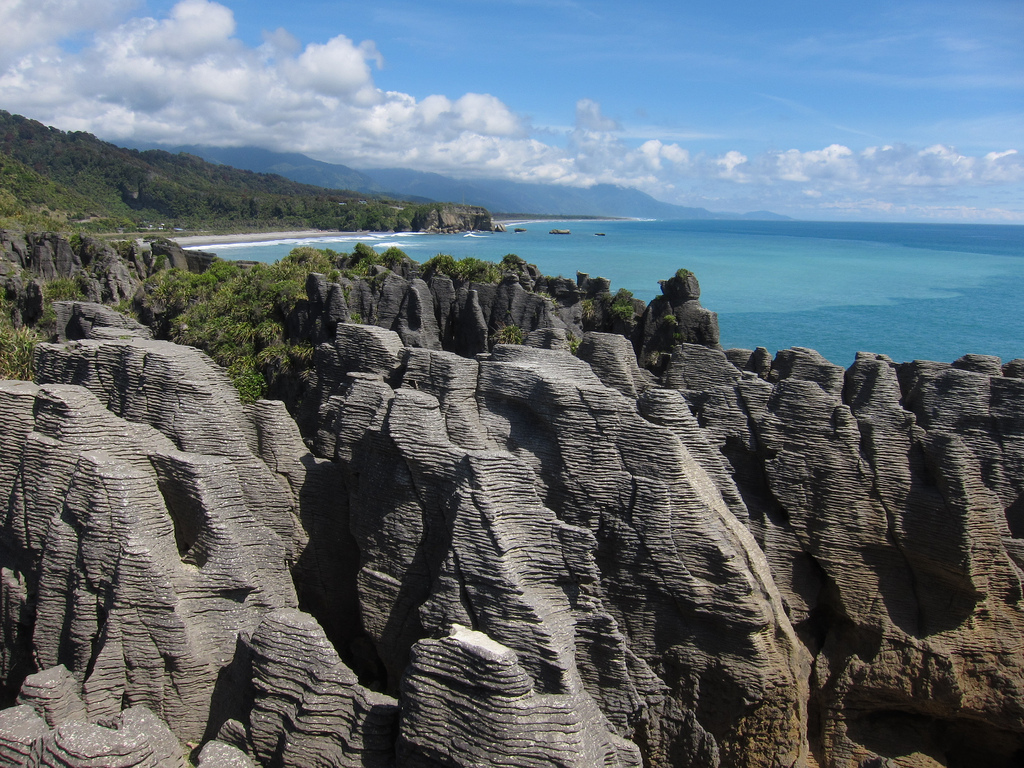 Paparoa National Park - Creative Commons: nicolaslair