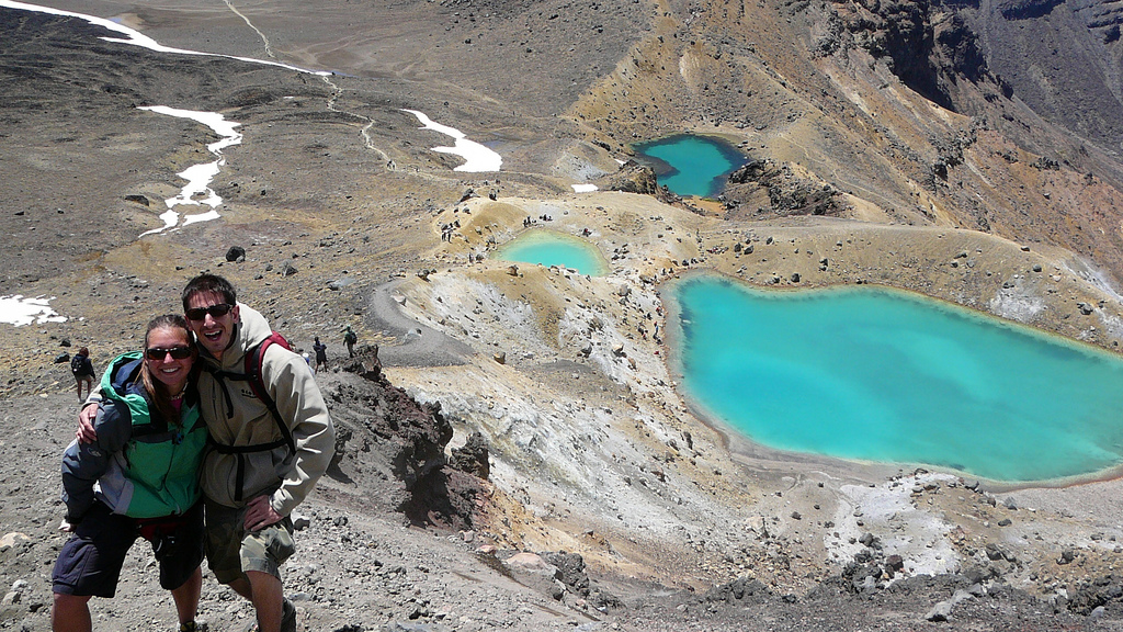 Tongariro Crossing