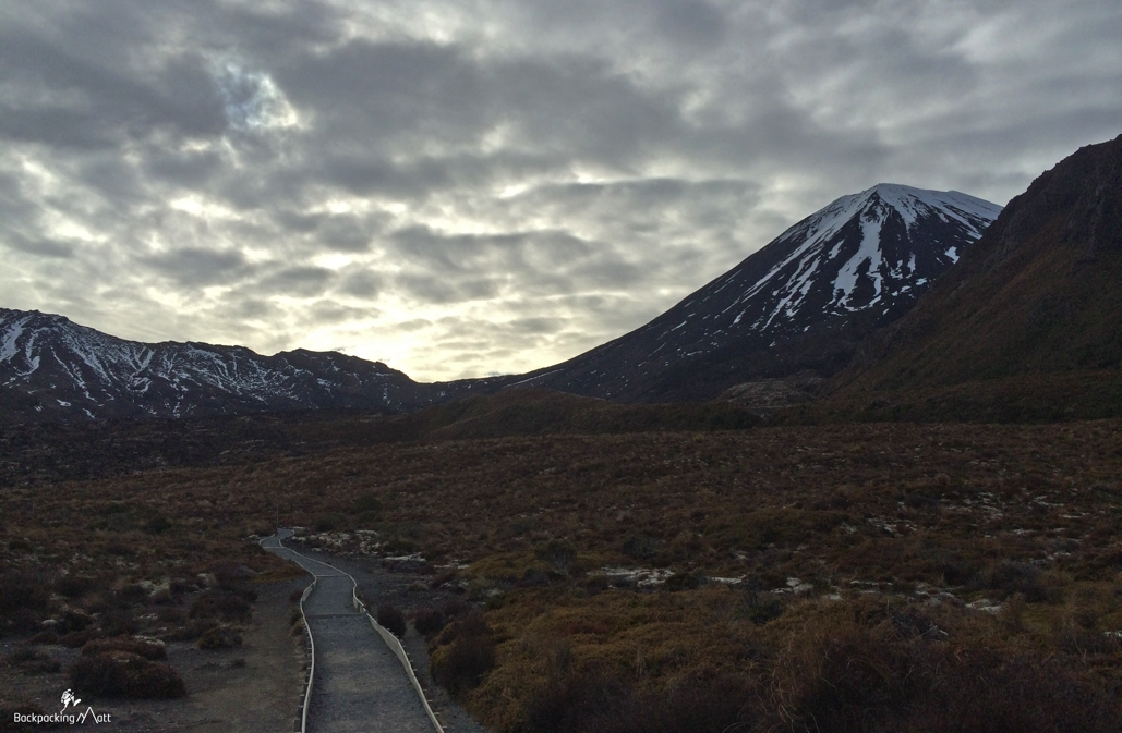 Mt Doom - One of 3 Active Volcanoes