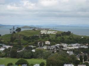View from Devonport