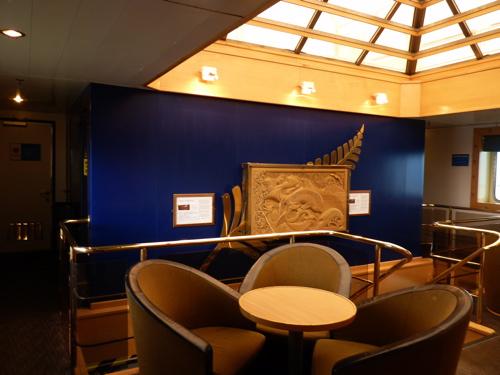 Interislander Lounge