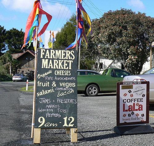Coromandel: Coroglen Farmers Market