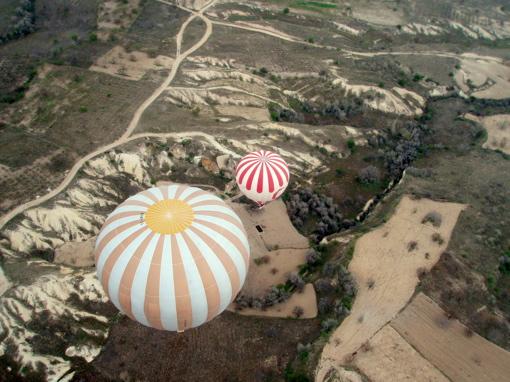 Cappadocia Turkey - Hot Air Balloon