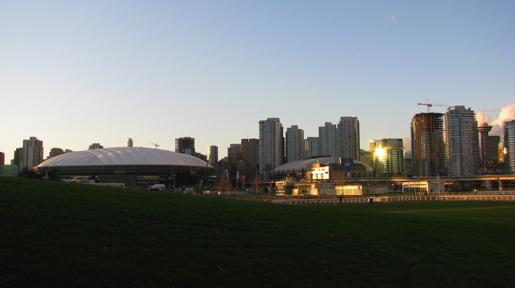 BC Place & Downtown Vancouver