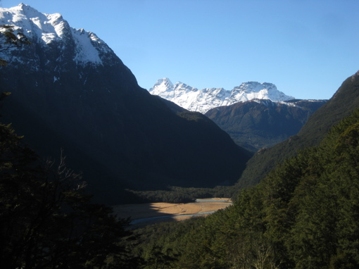 Routeburn Track Flats