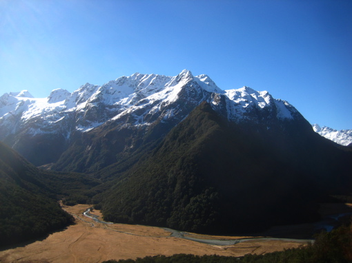 Routeburn Track - The Humbolts