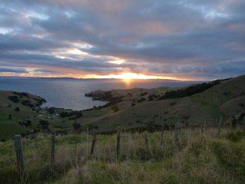 New Zealand Backpacking Destination