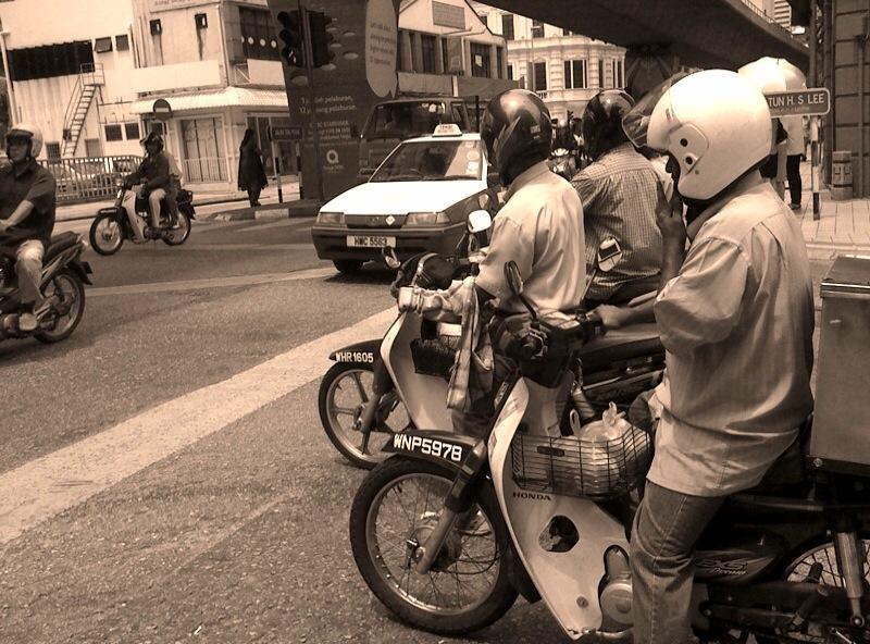 Kuala Lumpur Scooters