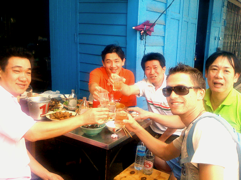 Sanuk - Food, Whiskey, & Smiles With Local Thais
