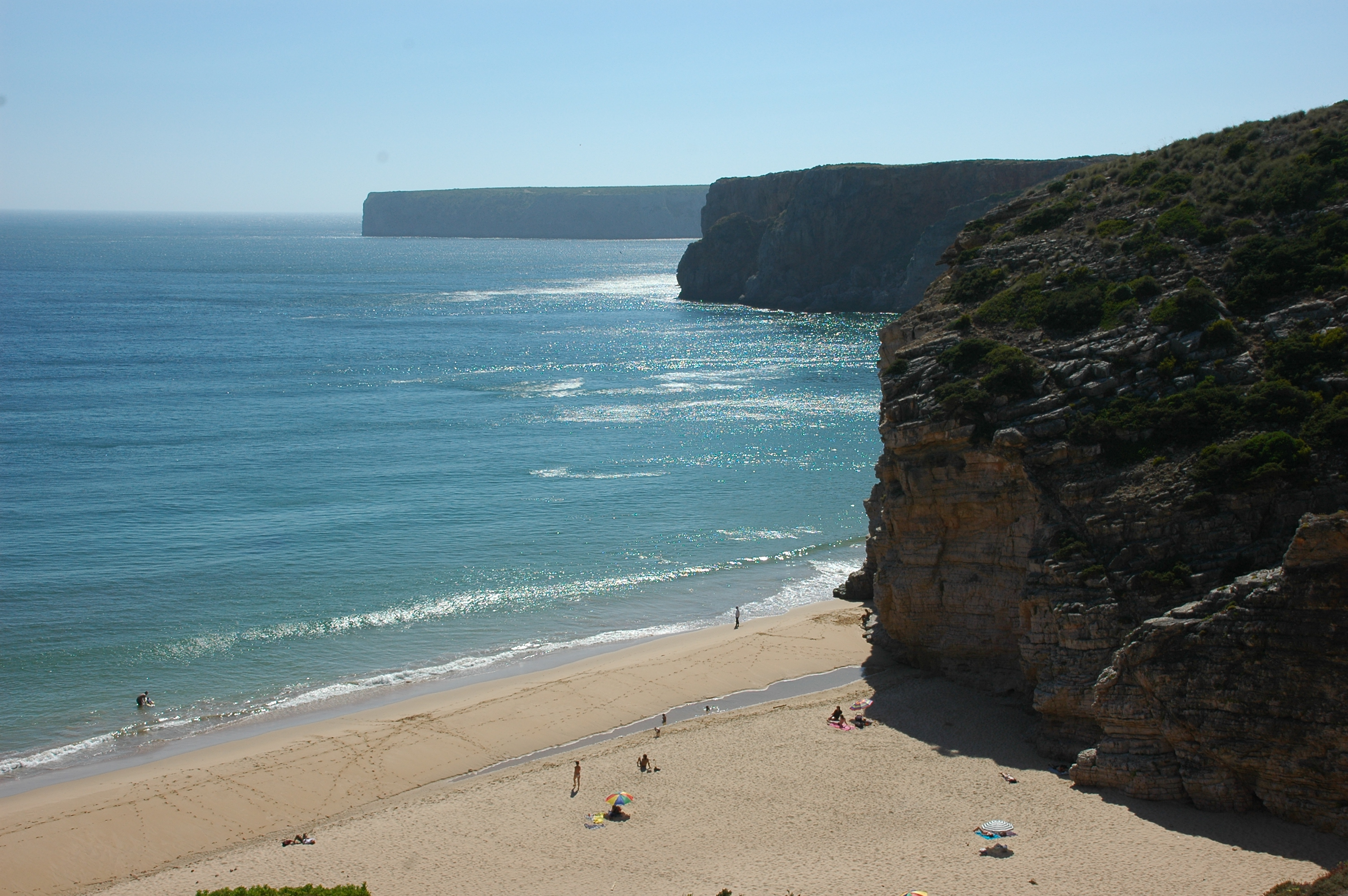 Praia de Belixe Portugal