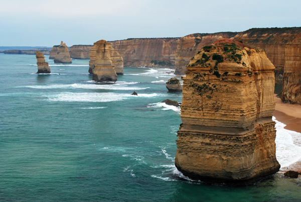 Tweleve Apostles - Australia Travel Photos