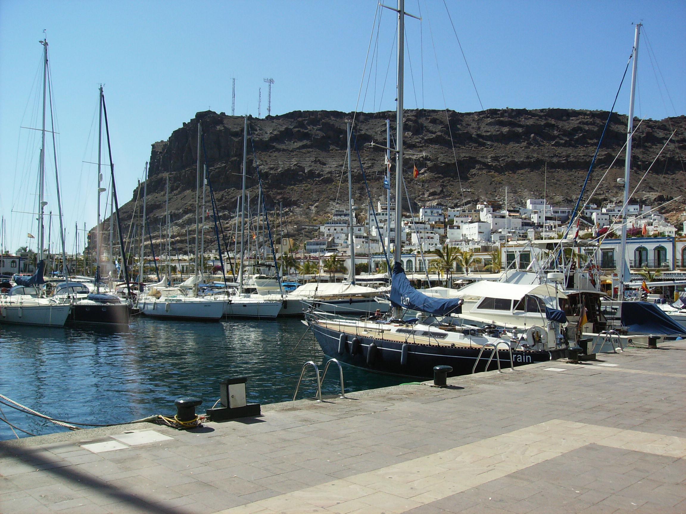 Puerto de Mogán: Known as the Venice of Gran Canaria