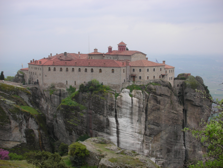 Monastry in Meteora