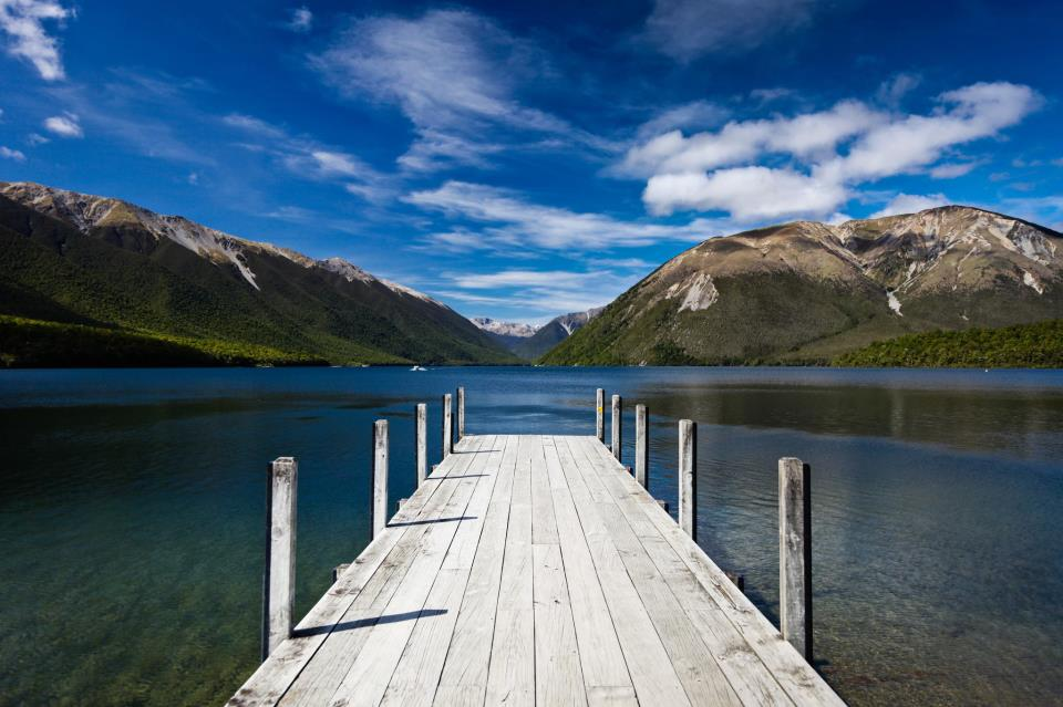 New Zealand :: South Island