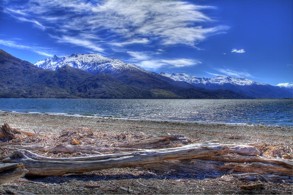 Lake Wanaka, New Zealand (South Island)