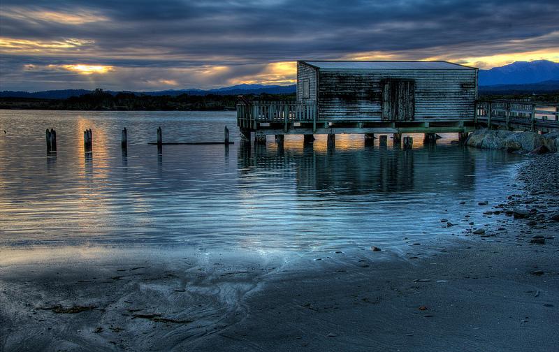 Okarito - Creative Commons: PhilipGreen-NZ
