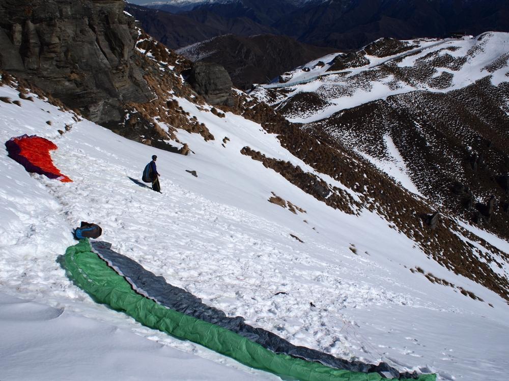 Coronet Peak Summit Launch