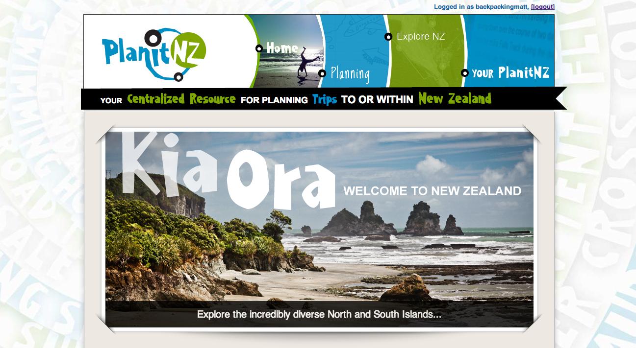 New Zealand Travel Guide - PlanitNZ.com
