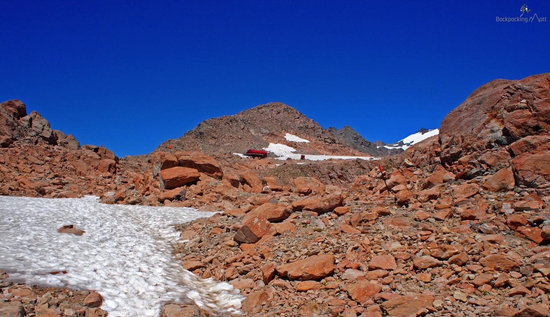 Mueller Hut & Mount Ollivier