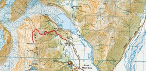 Mueller Hut Route