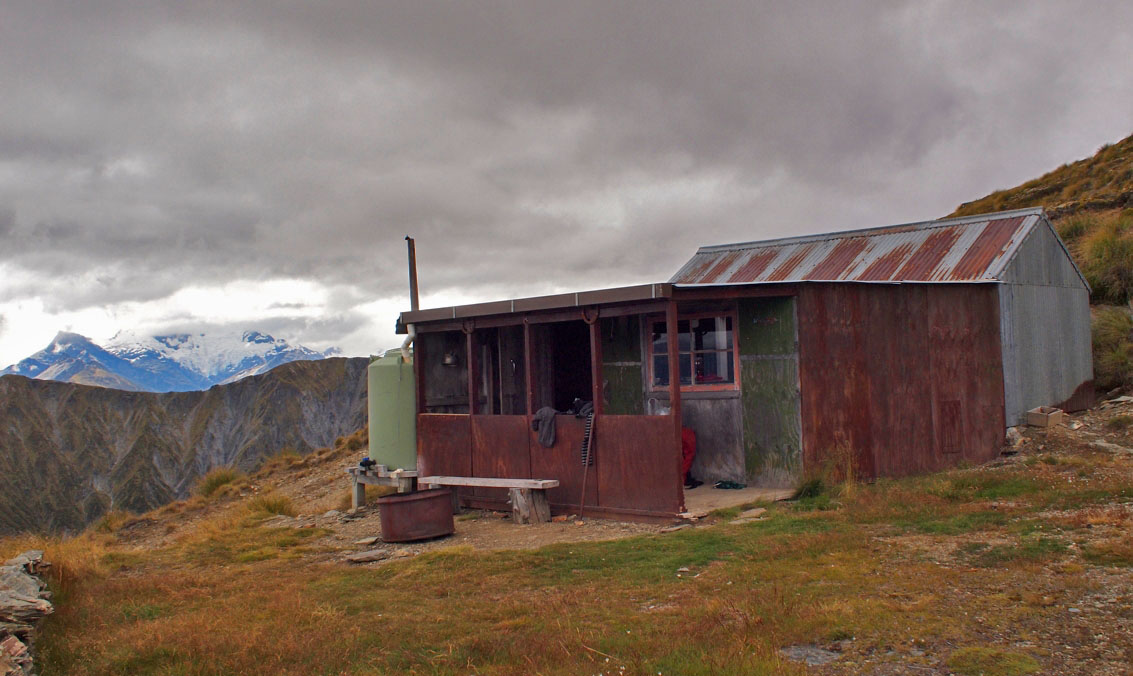 Mt McIntosh Hut