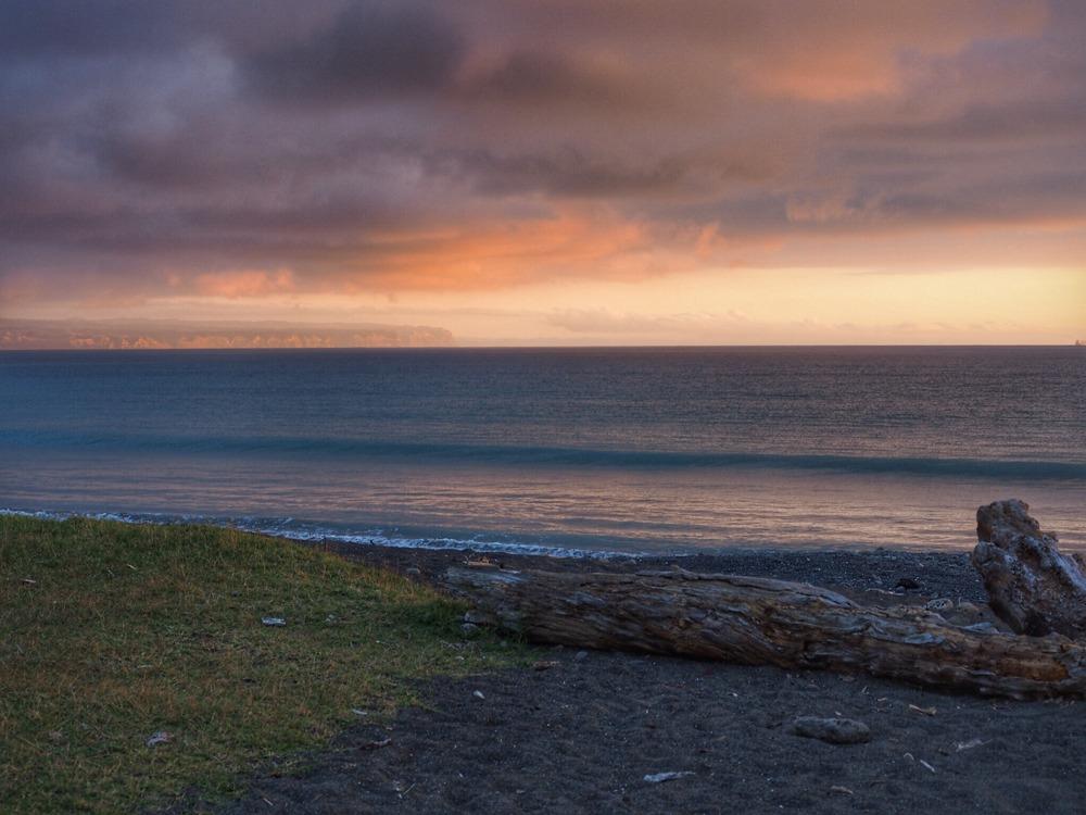 Napier-Sunrise 24 Hours in Auckland