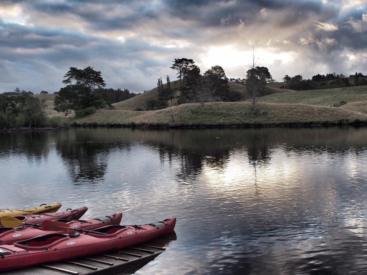 Waimarino Kayak Tours