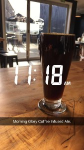 Coffee Infused Ale